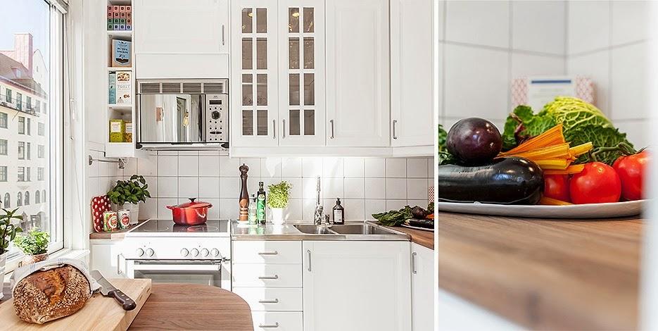Jak umeblować kuchnię w stylu skandynawskim?  Lovingit -> Kuchnia Gazowo Elektryczna Jaka Polecacie