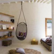 Śródziemnorskie pokoje wypoczynkowe, czyli w nadmorkim domku. (6393)