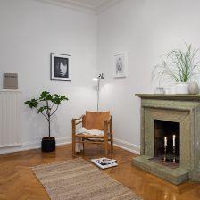 Skandynawskie wnętrze: Przepiękne mieszkanie w Szwecji | lemonize.me (26822)