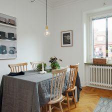 Skandynawskie wnętrze: Przepiękne mieszkanie w Szwecji | lemonize.me (26823)