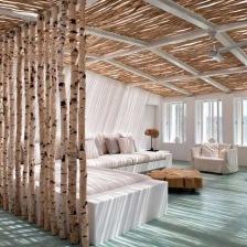 Śródziemnorskie pokoje wypoczynkowe, czyli w nadmorkim domku. (6392)