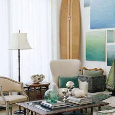 Śródziemnorskie pokoje wypoczynkowe, czyli w nadmorkim domku. (6383)