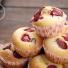 My Pink Plum!: Najprostsze na świecie babeczki z czekoladą i owocami sezonowymi.